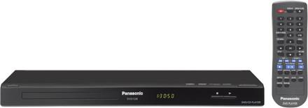 Panasonic DVD přehrávač DVD-S38EP-K