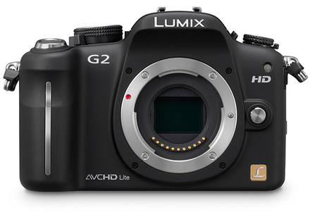 Panasonic Lumix DMC-G2 černý tělo
