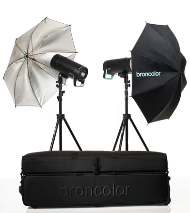 Broncolor Siros 400 Basic Kit 2 RFS 2.1