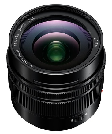 Panasonic Leica Summilux DG 12mm f/1,4 ASPH.