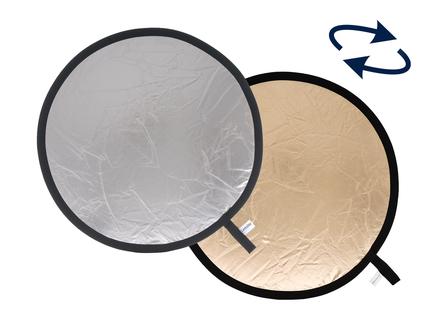 Lastolite Collapsible odrazná deska 75cm oheň/stříbrná