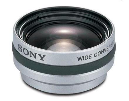 Sony širokoúhlá předsádka VCL-DH0730