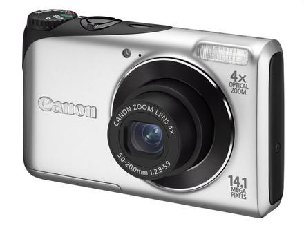 Canon PowerShot A2200 stříbrný
