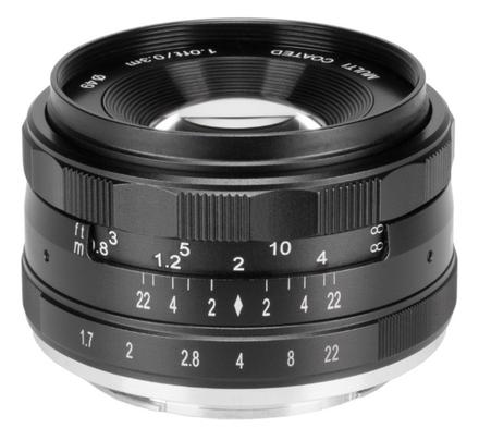 Meike MK 35mm f/1,7 pro Sony E