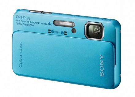Sony CyberShot DSC-TX10 modrý
