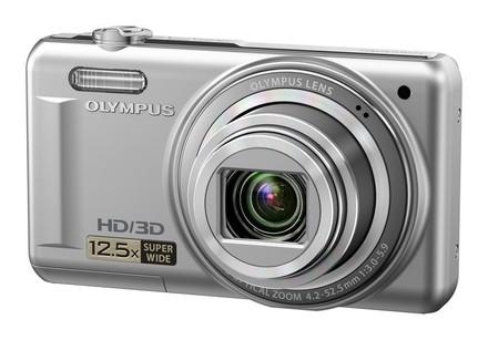 Olympus VR-330 stříbrný