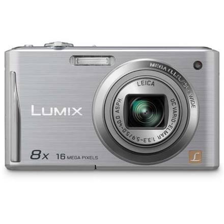 Panasonic Lumix DMC-FS35 stříbrný