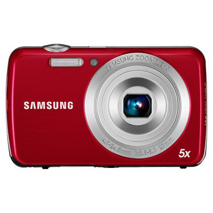 Samsung PL20 červený