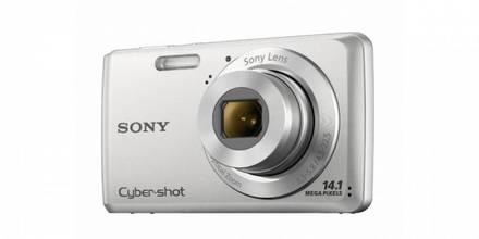 Sony CyberShot DSC-W520 stříbrný