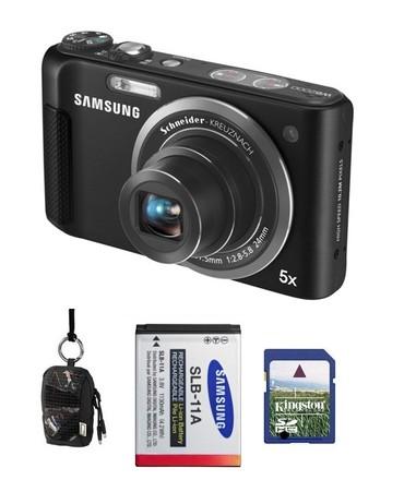Samsung WB2000 černý + 8GB karta + náhradní akumulátor +pouzdro Aha 70J!