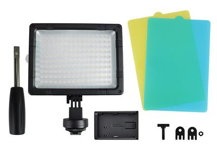 JJC makro světlo LED-160