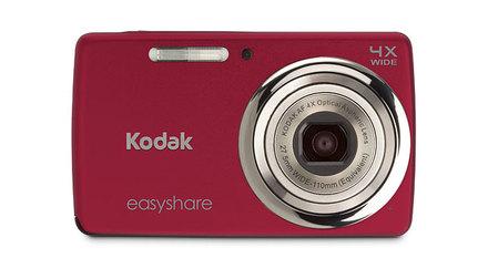 Kodak EasyShare M532 červený