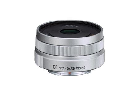 Pentax 8,5 mm f/1,9 Standard pro Q bajonet
