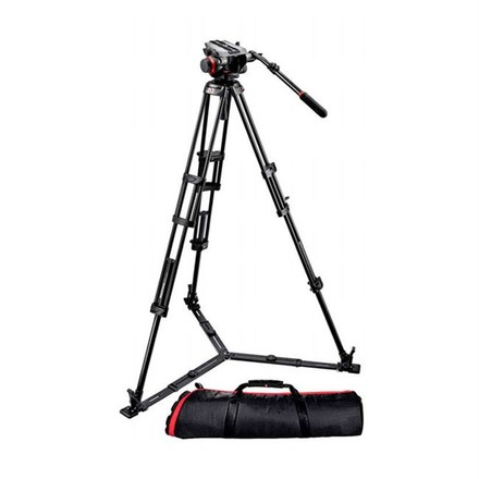 Manfrotto 546GB + 504HD