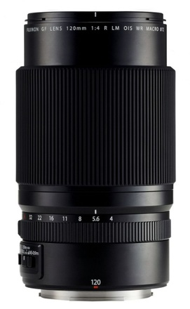 Fujifilm GF 120mm f/4 Macro R LM OIS WR - vystavený neprodejný kus