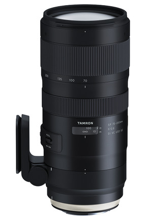 Tamron SP 70-200mm F/2.8 Di VC USD G2 pro Canon