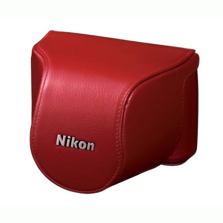 Nikon pouzdro CB-N2000SE červené