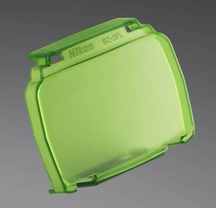 Nikon barevný filtr pro úmělé osvětlení (výbojka) SZ-2FL pro SB-910