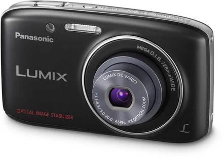 Panasonic Lumix DMC-S2 černý