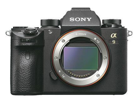 Sony Alpha A9 + FE 55mm f/1,8 ZA Sonnar T