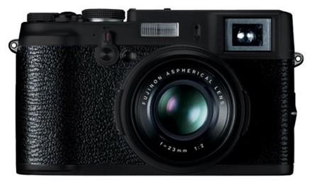 Fuji FinePix X100 black edition [LIMITOVANÁ EDICE]