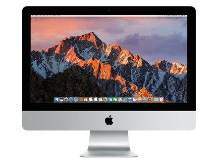 """Apple iMac 21.5""""i5 3,4GHz Retina 4K 1TB 8GB RP560 MNE02CZ/A stříbrný"""