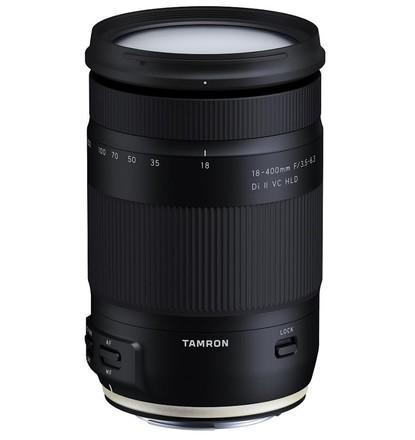 Tamron 18-400mm f/3.5-6.3 Di II VC HLD Nikon F