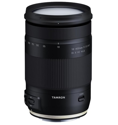 Tamron 18-400mm f/3.5-6.3 Di II VC HLD Canon EF-S