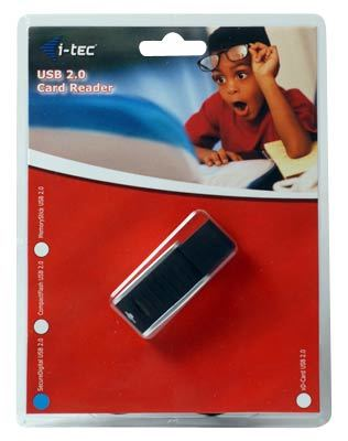 iTec USB 2.0 xD picture Reader/Writer