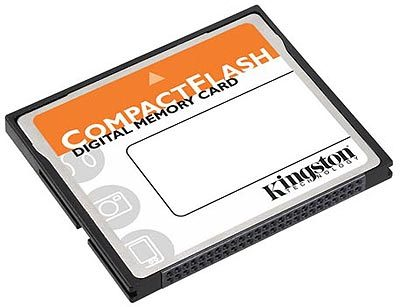 Kingston 256 MB CF