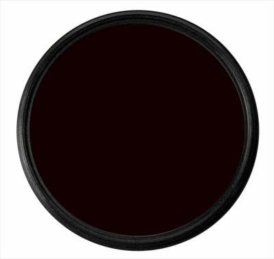 B+W Infra filtr 0092 červený 40,5 mm