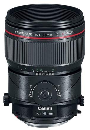 Canon TS-E 90mm f/2,8 L Macro