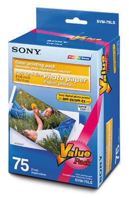 Sony sada pro tisk SVM 75LS
