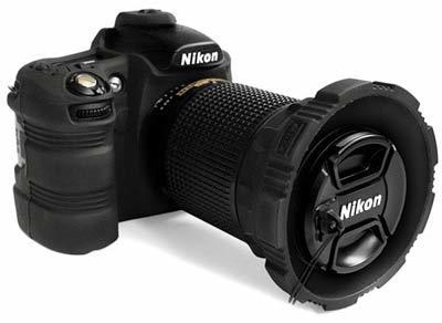 Made Camera Armor Nikon D80