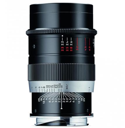 Leica 90mm f/2,2 Thambar-M černý