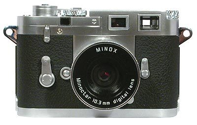 Minox Digital Classic Camera LEICA M3
