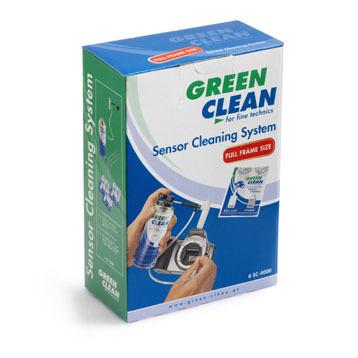 Green Clean sada na čištění snímače (Full frame)