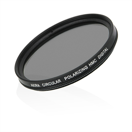 Akira polarizační cirkulární filtr HMC 72mm