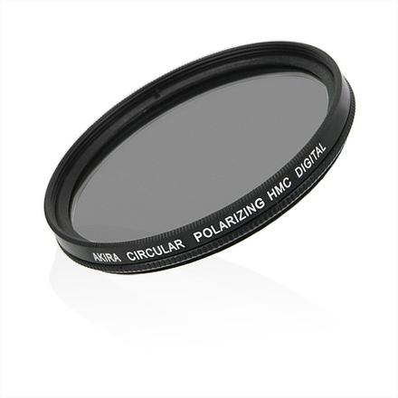 Akira polarizační cirkulární filtr HMC 58mm
