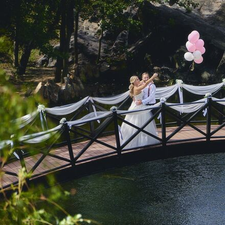 Svatební fotografie Petra Gebauera
