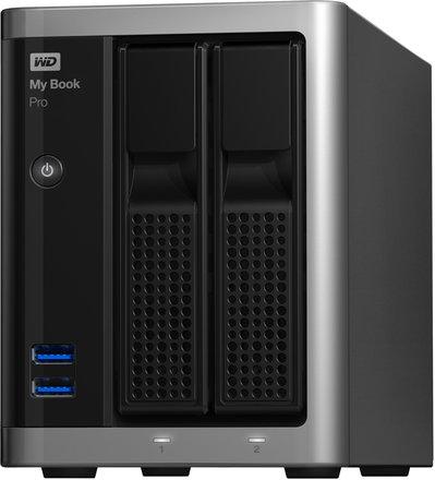 """Western Digital My Book Pro 6TB, 3.5"""" USB 3.0, Thunderbolt2, RAID"""