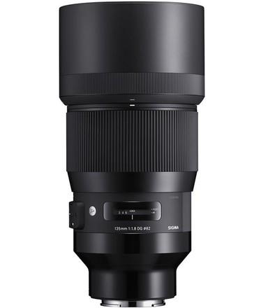 Sigma 135 mm F1.8 DG HSM Art pro Sony E