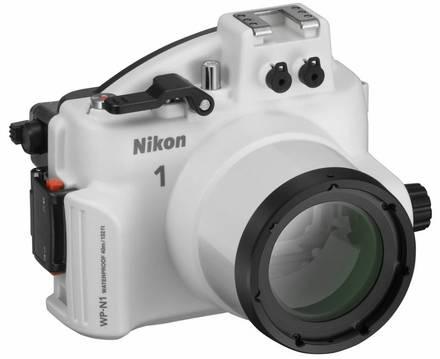 Nikon podvodní pouzdro WP-N1