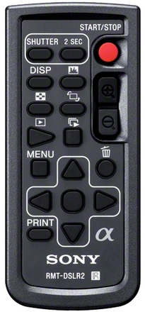 Sony dálkové ovládání RMT-DSLR2
