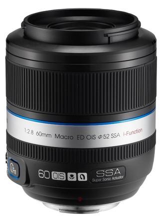 Samsung NX 60mm f/2,8 O.I.S. Macro