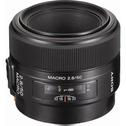 Sony 50mm f/2,8 Macro
