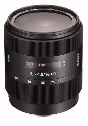 Sony DT 16-80mm f/3,5-4,5 Vario-Sonnar T