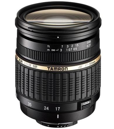 Tamron SP AF 17-50mm f/2,8 XR Di II pro Pentax