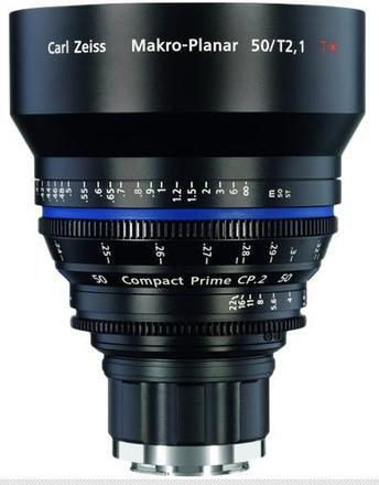Zeiss Compact Prime CP.2 Makro-Planar T* 50mm f/2,1 pro Canon