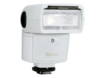 Nissin blesk Di466 pro Micro 4/3 bílý